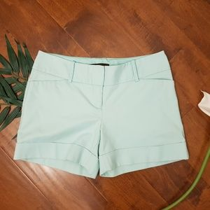 The Limited Shorts, Mint, Drew Fit